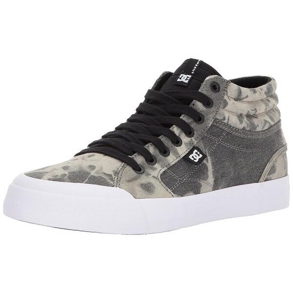 DC Men's Evan Smith Hi TX SE Skate Shoe - 6