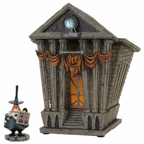 Halloween Town City Hall