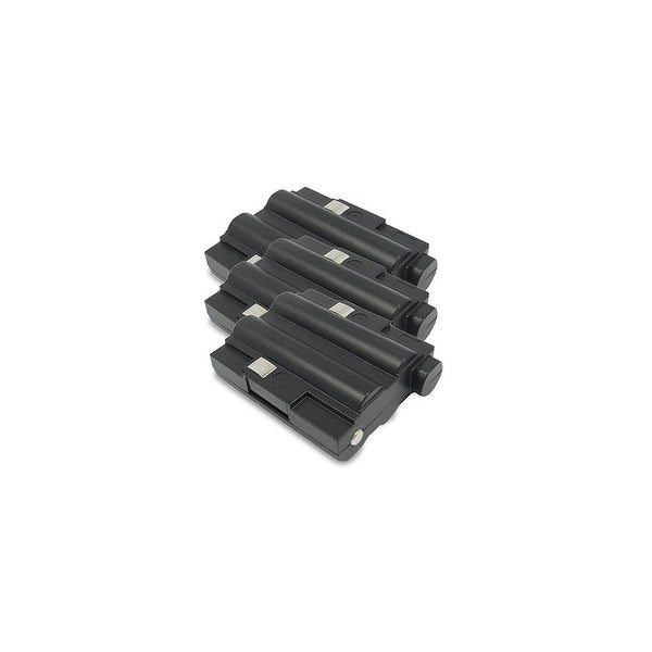 Replacement 700mAh Battery For Midland GXT1000VP4 / GXT600 2-Way Radios Models (3 Pack)