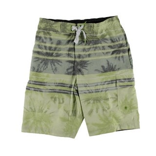 Speedo Mens Printed Woven Board Shorts - S