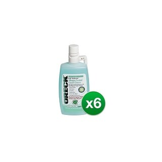 Genuine Vacuum Shampoo for Oreck 4025701 (6-Pack) Genuine Vacuum Shampoo