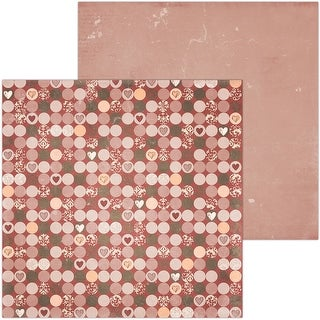 """Only You Double-Sided Cardstock 12""""X12""""-Happiness"""