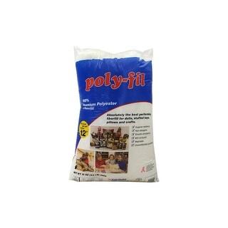 Fairfield Fiber Poly Fil 12oz Bag
