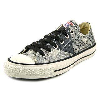 Converse Chuck Taylor All Star Dainty OX Women Round Toe Canvas Gray Sneakers