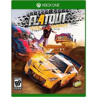Flatout 4 Total Insanity - Xbox One