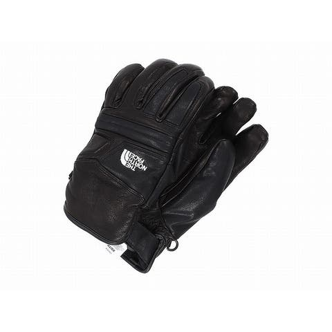 The North Face Black Adult Unisex Size Small S Hooligan Leather Glove