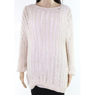 Fabiana Filippi Ivory Womens Small Knit Pullover Sweater