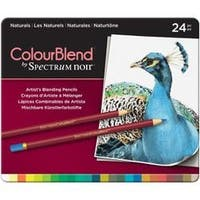 Naturals - Spectrum Noir Colorblend Pencils 24/Pkg