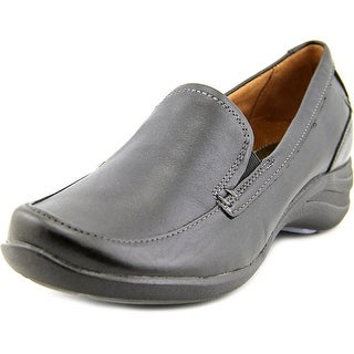 Hush Puppies Epic Loafer Round Toe Leather Loafer