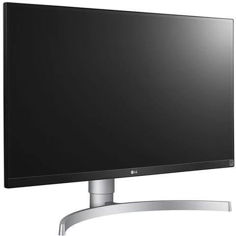 "LG 27UL650-W 27"" 16:9 4K HDR FreeSync IPS Gaming Monitor"