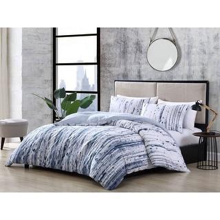 Link to City Scene Sokal Cotton Blue Duvet Cover Set Similar Items in Duvet Covers & Sets