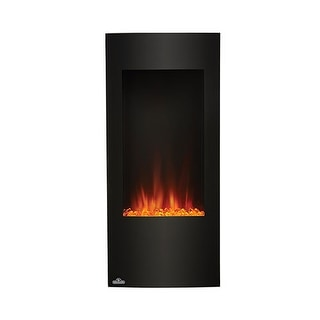 Napoleon NEFV38H 38 Inch Vertical Wall Mount Electric Fireplace
