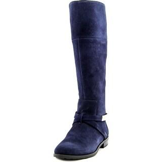 Alfani Egila Women Round Toe Suede Knee High Boot