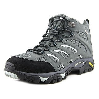 Merrell Moab Round Toe Synthetic Hiking Shoe