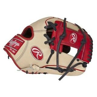 "Rawlings Pro Preferred 11.75"" Infield Baseball Glove RHT, PROS205-2BCWT"