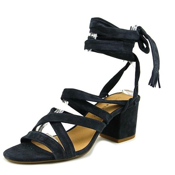 Lucky Brand Idalina Open Toe Leather Sandals