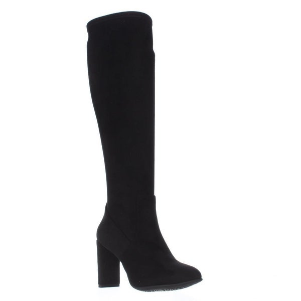 Nine West Kellan Knee-High Boots, Black