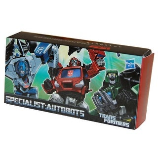 Transformers Specialists Smart Phone Charm 3-Pack: Autobots - multi