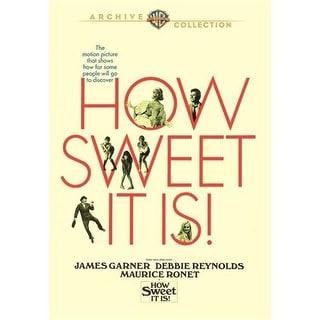 How Sweet It Is DVD Movie 1968