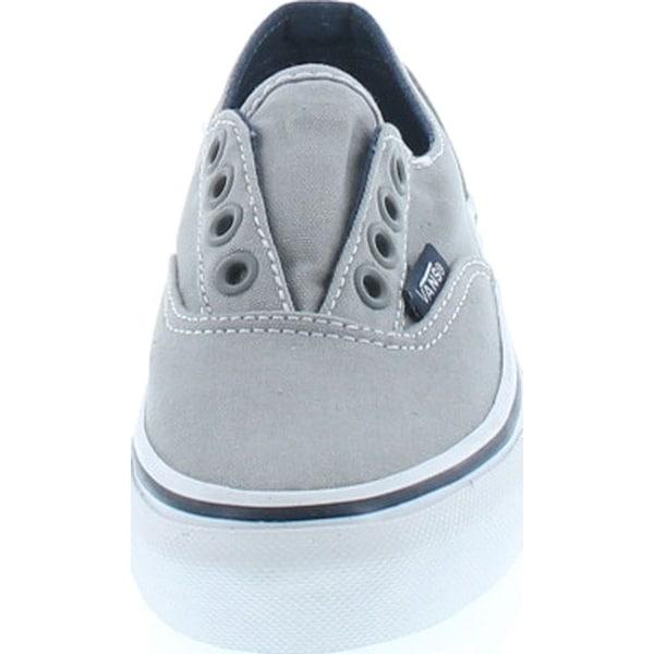 vans kids grey