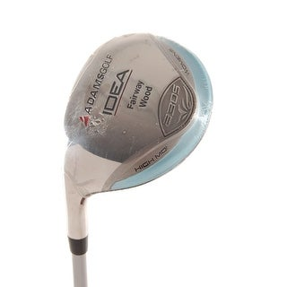 New Adams a3OS Ladies Fairway Wood TourForce 55 Lite Flex LEFT HANDED