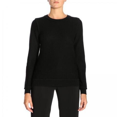 Michael Kors Women's Sweater CF46J9YF09, Black, X-Small