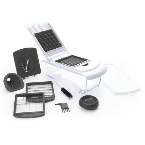 Cook's Companion® Magic Food Chopper & Spiralizer