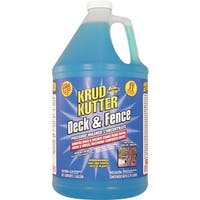 Rust-Oleum Deck/Fnc Presr Wash Conc DF014 Unit: GAL