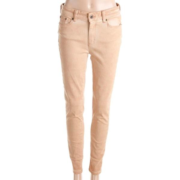 Lauren Ralph Lauren Womens Ankle Jeans Rose Skinny Fit
