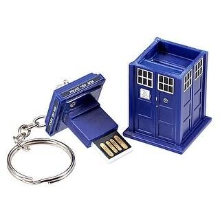 Doctor Who Tardis 8GB USB Memory Stick - multi