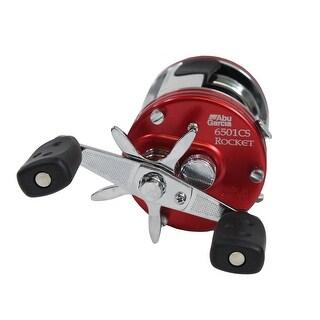 Abu Garcia 6501CS-PROROCKET (Gloss Red) INTL REELS - 1317554