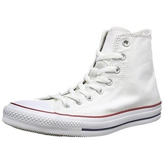 Converse Chuck Taylor All Star Core Hi-Top Optical White Men's Size 8