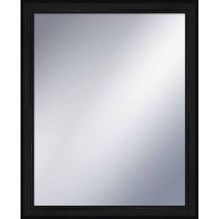PTM Images 5-1235 31-7/8 Inch x 25-7/8 Inch Rectangular Framed Mirror