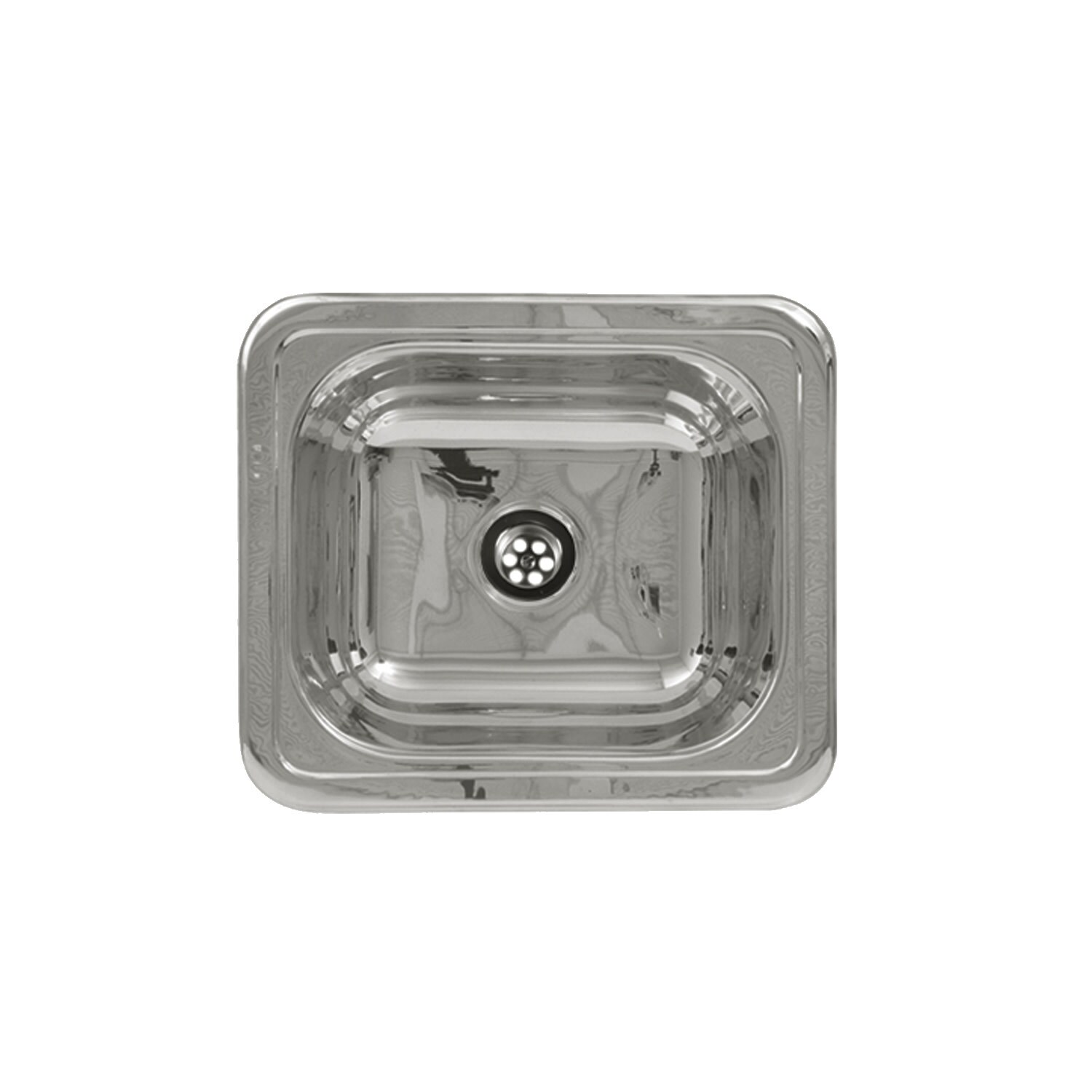 Shop Whitehaus Wh693abl Single Basin Stainless Steel Kitchen Sink From The Polished Stainless Steel Overstock 29856103