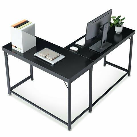 Gaming Desk Corner Desk L Shaped Desk Computer Desk for Home office