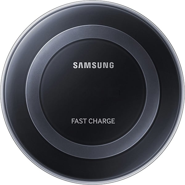 Samsung Fast Charge Qi Wireless Charging Pad for Qi Enabled Devices - Black - US Version - Refurbished. Opens flyout.