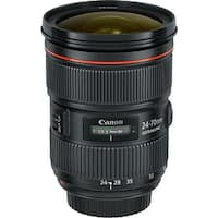 Canon EF 24-70mm f/2.8L II USM Lens (International Model)