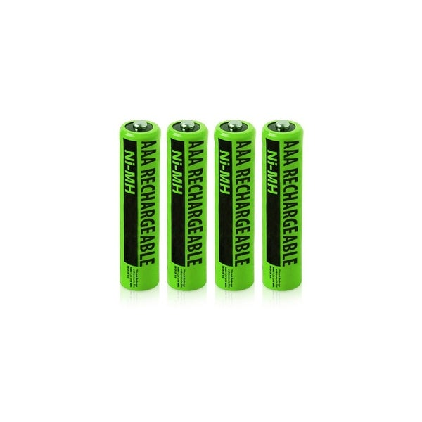 Replacement Panasonic HHR-4DPA NiMH Cordless Phone Battery - 630mAh / 1.2v (4 Pack)