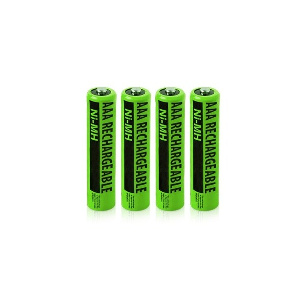Replacement Panasonic KX-TGA401B NiMH Cordless Phone Battery - 630mAh / 1.2v (4 Pack)