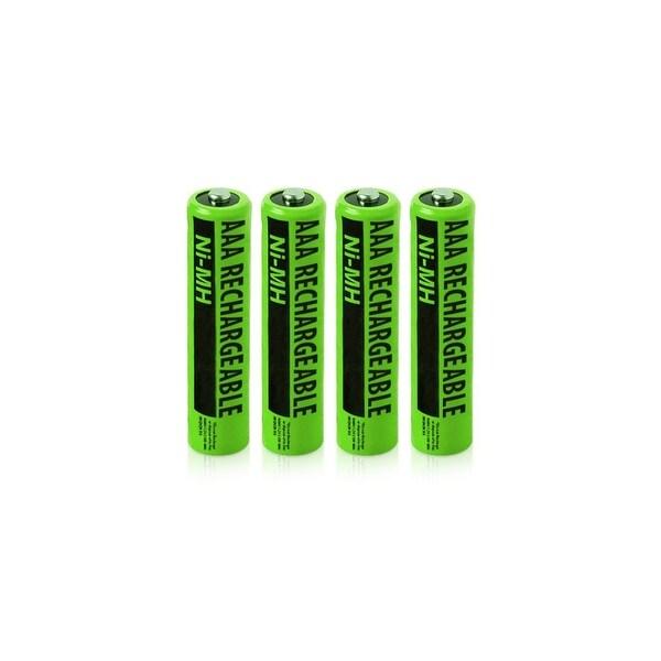 Replacement Panasonic KX-TGA402 NiMH Cordless Phone Battery - 630mAh / 1.2v (4 Pack)
