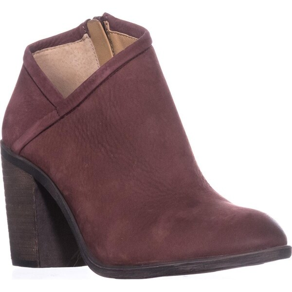 Lucky Brand Salza Ankle Boots, Sable
