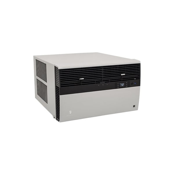 Friedrich SS12N30C 12000 BTU 208/230V Window Air Conditioner with Programmable Timer and Remote Control - White