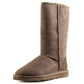 Ugg Australia Classic Tall Round Toe Suede Winter Boot|https://ak1.ostkcdn.com/images/products/is/images/direct/be30b8129ac4565b7d975ab3a74a5f1dd41fe156/Ugg-Australia-Classic-Tall-Round-Toe-Suede-Winter-Boot.jpg?impolicy=medium