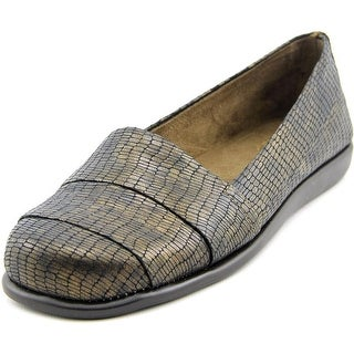 A2 By Aerosoles Softball   Round Toe Synthetic  Loafer
