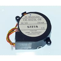 OEM Epson Projector Lamp Fan: PowerLite 4650, PowerLite 4750W, PowerLite 4855WU