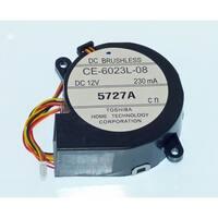OEM Epson Projector Lamp Fan: PowerLite Home Cinema 3600e, 3000, 3510, 3500