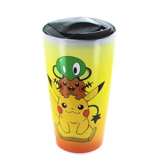 Pokemon Character 16oz Travel Mug