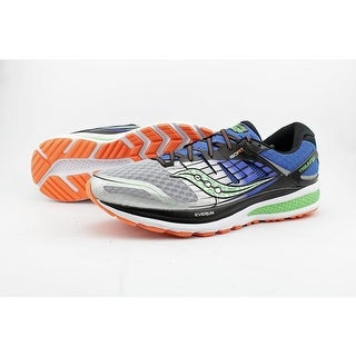 Saucony Triumph Iso 2 Round Toe Synthetic Running Shoe