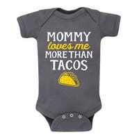 Tacos Mommy Loves More - Infant One Piece