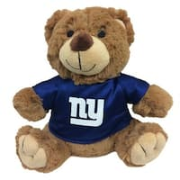 New York Giants Teddy Bear Pet Toy